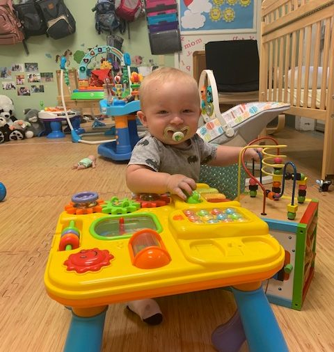 Housatonic Child Care Center   Infant